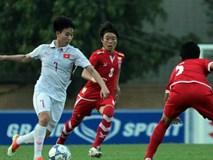 Thắng Myanmar 2-0, ĐT nữ Việt Nam giành vé dự Asian Cup 2018
