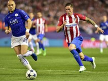 Atletico 1-0 Leicester: Chiến thắng của trọng tài