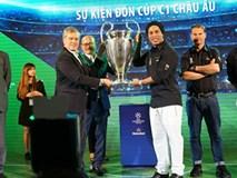 """Ronaldinho: """"Tình yêu bóng đá của người Việt Nam không kém so với Brazil"""""""