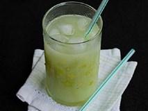 Xay nhuyễn 3 quả chuối xanh để đông đá, mỡ bụng giảm mạnh chỉ sau 1 tuần