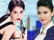 """Đang phát trực tiếp, MC VTV bị nhầm tai hại là """"nữ hoàng nội y"""" Ngọc Trinh"""