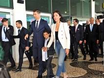 """Georgina Rodriguez: Lọ Lem thời hiện đại lọt mắt xanh """"Hoàng tử"""" Ronaldo"""