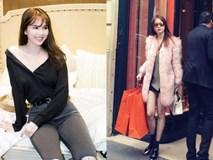 Phát ngôn 'phụ nữ không thích mua sắm chứng tỏ bị trầm cảm', Ngọc Trinh bị ném… đá tảng