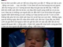 Tâm sự nghẹn đắng của mẹ bé gái Việt bị sát hại ở Nhật: 'Bố mẹ nhớ con lắm Linh ơi!'