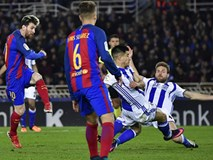 Barcelona có gượng dậy được sau thảm bại trước Juventus?
