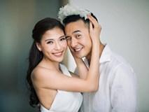 Sau 1 năm làm vợ Lương Thế Thành, Thúy Diễm giờ nuột nà như thế này