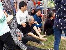 Một phụ nữ Việt Nam bị sát hại tại Angola: Mẹ già khóc ngất bên thi thể con