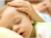 Bé ngủ mà có dấu hiệu này dễ đối mặt với những căn bệnh có nguy cơ tử vong caov