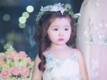 Nhìn con gái Elly Trần, ngỡ như thiên thần là có thật!