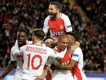 Mbappe và Falcao tốc hành giúp Monaco vào bán kết Champions League