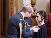 Victoria Beckham vinh dự được phong tước Sĩ quan đế chế Anh