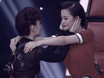 Cười đau bụng khi Thu Minh ví Đông Nhi nói nhiều như phim 'Cô dâu 8 tuổi' trên ghế nóng The Voice