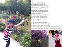 """Ứa nước mắt với bài thơ """"Giã từ"""" của mẹ bé gái người Việt bị sát hại tại Nhật gửi con"""
