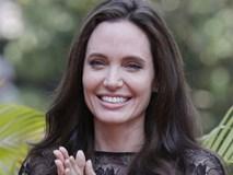 Angelina Jolie bị đồn hẹn hò bí mật với người tình mới trong khi các con gặp Brad Pitt