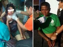 Bé gái 13 tuổi bị cha rạch cổ vì dành quá nhiều thời gian cho mạng xã hội