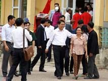 Trao trả 19 người, không truy cứu trách nhiệm hình sự dân Đồng Tâm