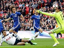 Khuất phục Tottenham, Chelsea vào chung kết FA Cup