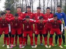 """U20 Việt Nam thắng đậm """"quân xanh"""" của Hà Lan"""