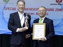 Vietnam Airlines- 3 năm liền giải thưởng Suất ăn xuất sắc nhất