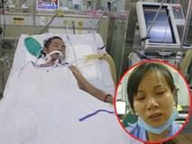 Bị sốc nhiễm khuẩn sau trận sốt, vợ run rẩy nhìn chồng chết mòn