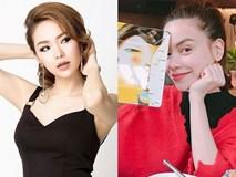 Minh Hằng đáp trả điều tiếng 'cố tình tạo scandal để chiếm vị trí nữ hoàng của Hà Hồ'