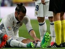 """Real Madrid nhận tin """"sét đánh"""": Bale nghỉ hết mùa"""