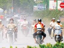 Cảnh báo nóng: Thủy ngân, ozon gây thời tiết bất thường ở Việt Nam?