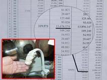 Quên khóa vòi nước gần một tháng, nhận hóa đơn 13,7 triệu đồng