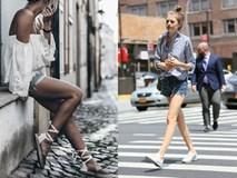 Đã diện shorts là phải diện cùng 4 kiểu giày dép này mới ra chất mùa hè