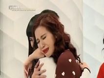 Minh Tú dẫn đầu Next Top châu Á, khóc nức nở khi chia tay bạn thân