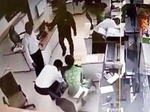 """Hình ảnh kẻ cướp ngân hàng ở Trà Vinh bị camera """"tóm"""" được"""
