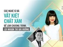 Nghệ sĩ Việt: 'Hài nhảm thì lỗi trước tiên thuộc về nhà đài'