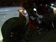 Range Rover gây tai nạn liên hoàn: Đoàn người rượt đuổi náo loạn đường phố Hà Nội