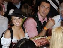 Mỹ nhân Holywood, người đứng sau thành công của nhà vô địch quyền anh Klitschko