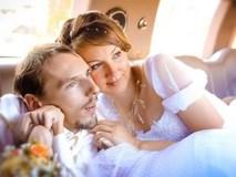 Quen nhau qua mạng, cô gái xinh đẹp bay sang Nga để kết hôn với chàng trai khuyết tật