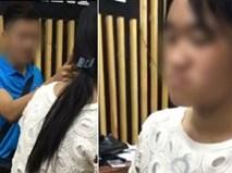 Cô gái trẻ ăn trộm tiền ngay ngày đầu tiên đi làm bị chủ shop tát vào mặt rồi đuổi đi