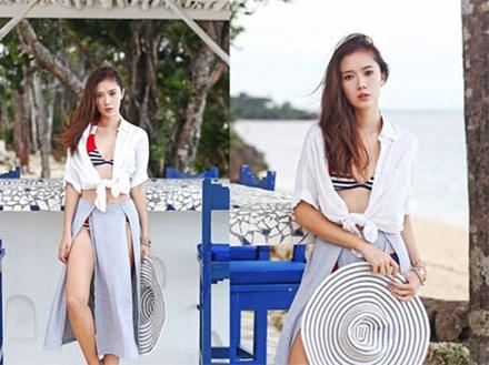 Ngoài đồ bơi ra thì đi biển các nàng cứ mặc thế này là đẹp nhất!