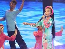 Bé hát 'Một khúc tâm tình người Hà Tĩnh' được Quang Linh khen nức nở
