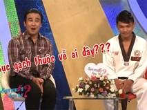 Bạn muồn hẹn hò: Quyền Linh bất ngờ vì anh chàng mang gạch lên truyền hình tìm bạn gái