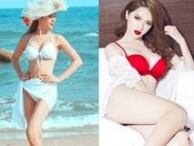 """Lâm Chí Khanh, Hương Giang Idol """"đọ sắc"""" áo tắm ngút mắt"""