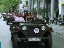 Dàn xe Jeep hội ngộ tại Hà Nội dịp nghỉ lễ