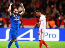Higuain hạnh phúc với cú đúp vào lưới Monaco
