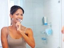 Lời khuyên chuyên gia: Muốn bảo vệ sức khỏe răng miệng, hãy chải răng bằng nước ấm