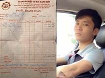 """Bị gara Mạnh Sơn dọa kiện, tài xế chưng nhiều bằng chứng """"chặt chém"""""""