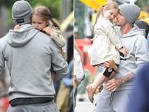 David Beckham và những khoảnh khắc yêu chiều con gái hết mực