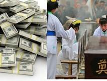 Giúp cha già đã khuất trả nợ, người con trai không ngờ có ngày nhận được khối tài sản lớn