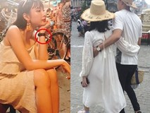 Một mực nói không yêu, nhưng Angela Phương Trinh lại bị lộ loạt ảnh tình tứ với Võ Cảnh tại Đà Nẵng