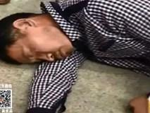 Gã biến thái giả chết sau khi bị bắt quả tang quấy rối tình dục bé gái 4 tuổi trên đường
