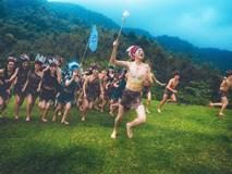 'Sốt xình xịch' với bộ ảnh kỷ yếu theo phong cách thổ dân của nhóm bạn trẻ Thái Nguyên