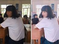 Loạt ảnh trước và sau khi photoshop của con gái 'gây bão' mạng
